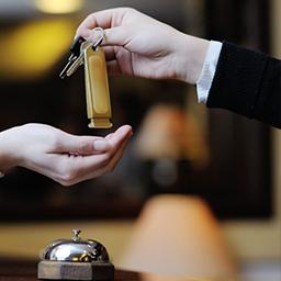 hotellerie-Réceptionniste